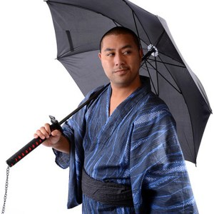 Ichigo Sword Handle Umbrella Shut Up And Take My Yen : Anime & Gaming Merchandise