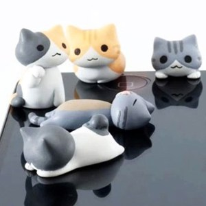 Cat Phone Dust Plug Shut Up And Take My Yen : Anime & Gaming Merchandise