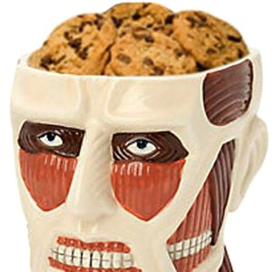 Colossal Titan Cookie Jar Shut Up And Take My Yen : Anime & Gaming Merchandise