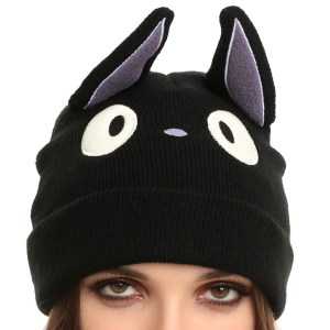 Kiki's Delivery Service Jiji Beanie Shut Up And Take My Yen : Anime & Gaming Merchandise