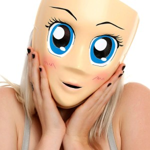 Anime Face Mask Shut Up And Take My Yen : Anime & Gaming Merchandise