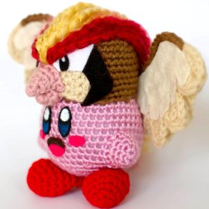 Crochet Pokemon Kirby Shut Up And Take My Yen : Anime & Gaming Merchandise