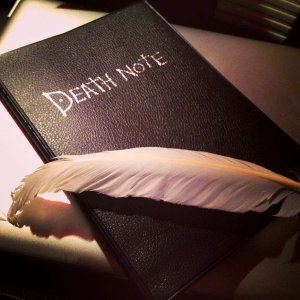 Death Note Notebook Shut Up And Take My Yen : Anime & Gaming Merchandise