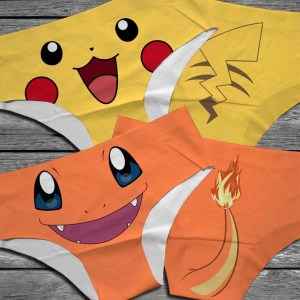 Pokemon Panties