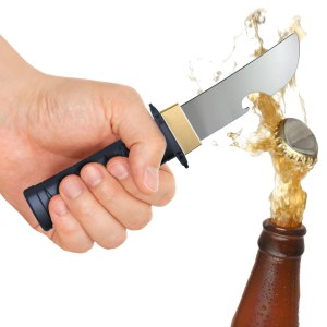 Katana Bottle Opener Shut Up And Take My Yen : Anime & Gaming Merchandise