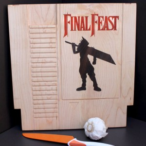Final Fantasy Cutting Board Shut Up And Take My Yen : Anime & Gaming Merchandise