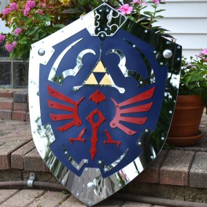 Legend Of Zelda Hylian Shield Shut Up And Take My Yen : Anime & Gaming Merchandise