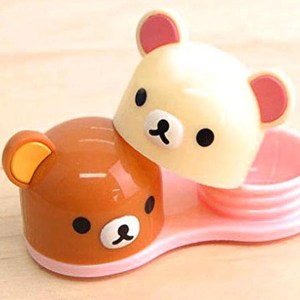 Rilakkuma Contact Lens Case