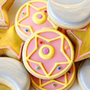Sailor Moon Cookies