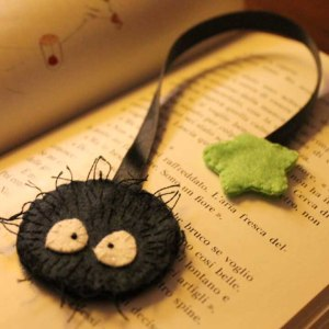 Soot Sprite Bookmark