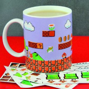 Build A Level Super Mario Bros Mug