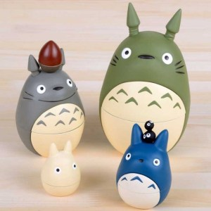 My Neighbor Totoro Russian Dolls