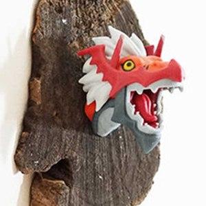 Digimon Wall Sculpture