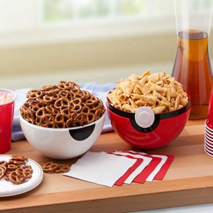 Pokeball Serving Bowls