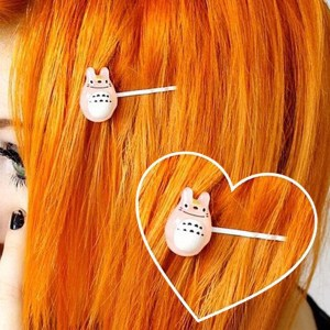 My Neighbor Totoro Bobby Pins
