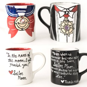 Sailor Moon Mugs