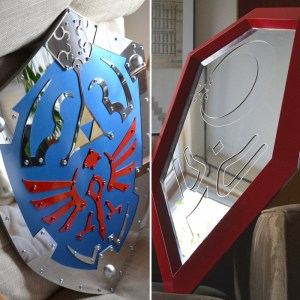 Legend Of Zelda Shield Replicas