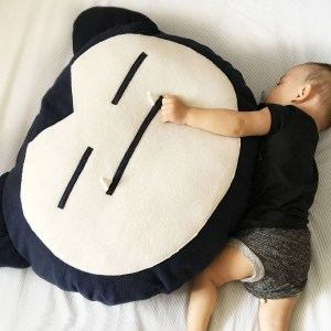 Pokemon Snorlax Pillow