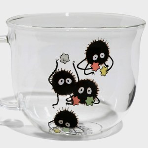 Soot Sprite Glass Mug