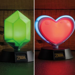 Legend Of Zelda 3D Lights