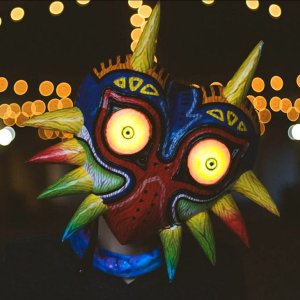Zelda Wearable LED Majora's Mask