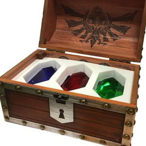 Legend of Zelda Rupee Chest