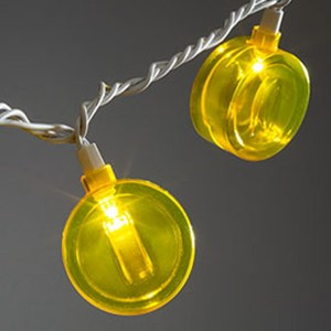 Super Mario Coin String Lights