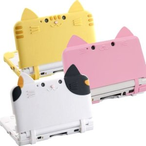 Nintendo 3DS Cat Case