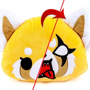 Aggretsuko Reversible Cushion