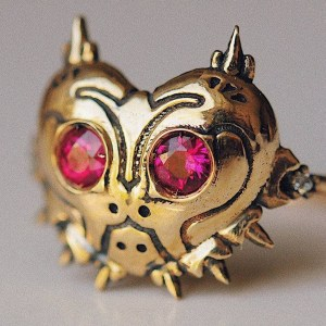Zelda Majora's Mask Ring