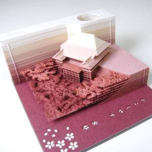 3D Japanese Note Pad