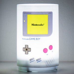 Game Boy Night Light