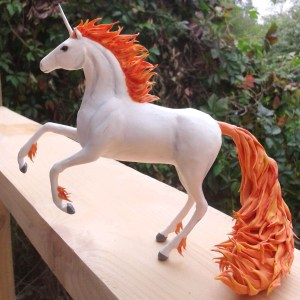 Pokemon Custom Rapidash Figure