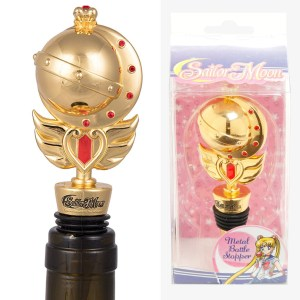 Sailor Moon Bottle Stopper