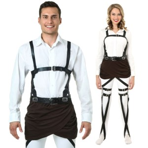 Attack On Titan Harness