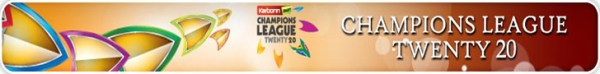Watch Champions League T20 2012 Live Streaming