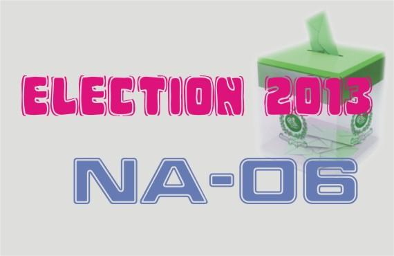 NA-6 Peshawar-VI Result Election 2013