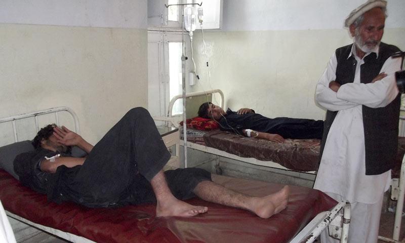 Twin explosions in main Parachinar market kill 41, injured 122