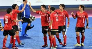 Korea defeat Pakistan in Semi Final of Hockey Asia Cup 2013