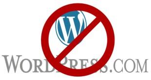 Wordpress Blocked in Pakistan