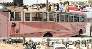 Karachi Bus Attack on Ismaili Community