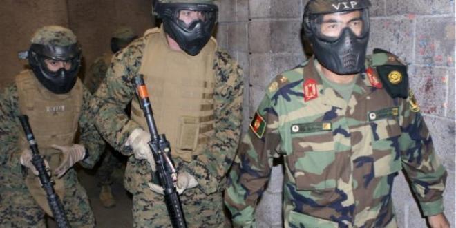 Afghan Troops File Photo