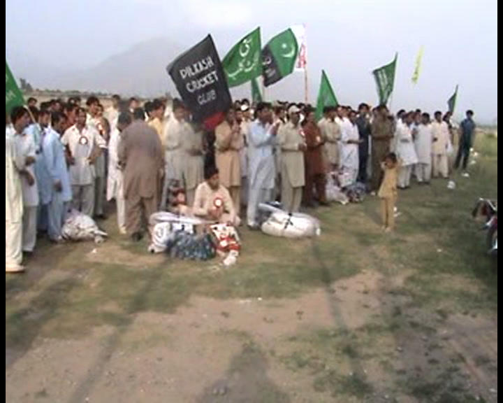 Month-long sports gala begins in Parachinar