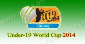 ICC Under-19 World Cup 2014