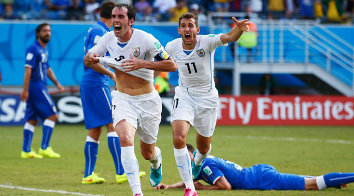 Italy vs Uruguay 0-1 World Cup 2014 Match Highlights