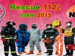 Rescue 1122 Jobs 2015