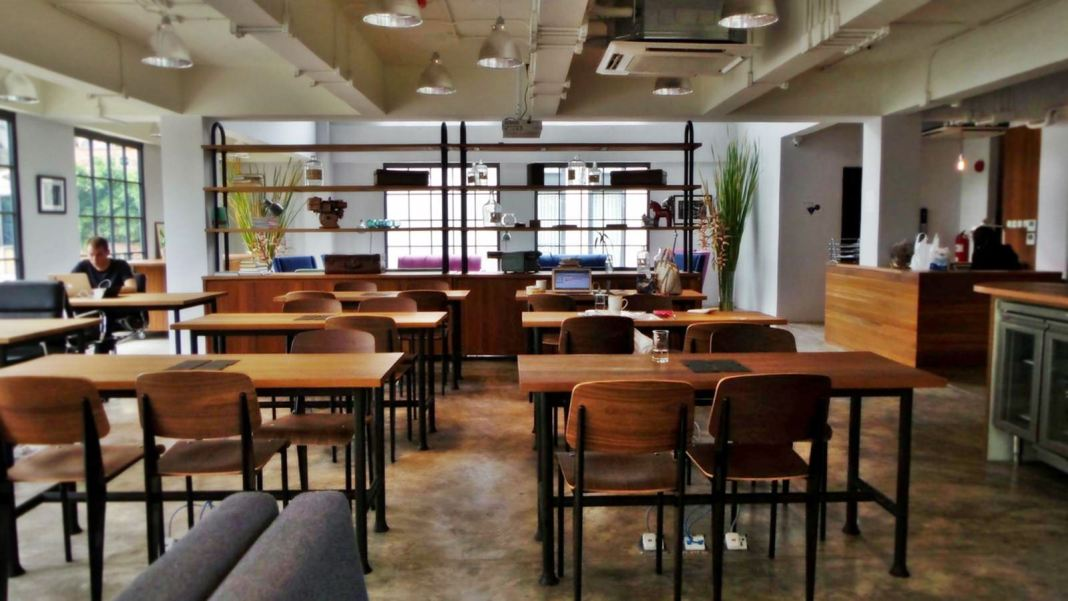 The Rise of Co-Working Space in Asia : millennium and flexible solutions