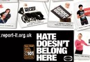 Hate crime rise must be stopped