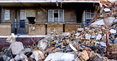 A big win but too many loopholes for residents faced by estate demolition
