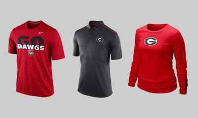 2014 UGA Nike Apparel